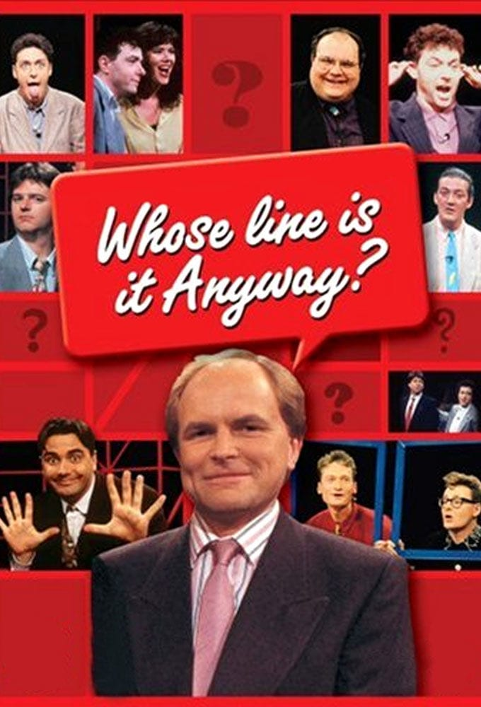 Whose Line Is It Anyway? teaser image