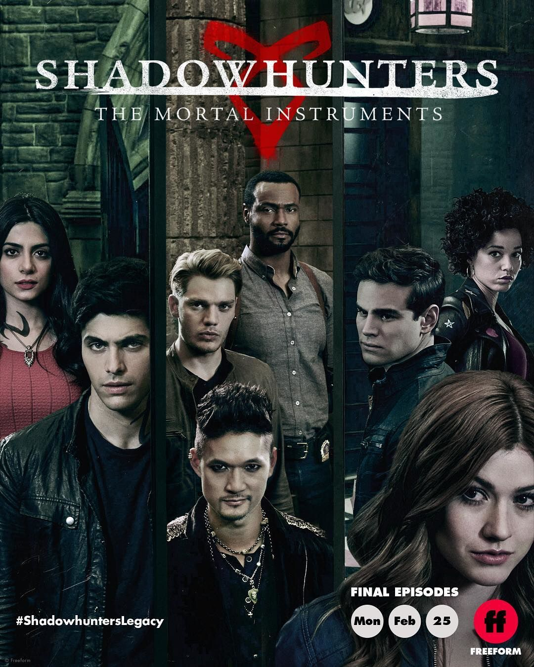Shadowhunters: The Mortal Instruments teaser image
