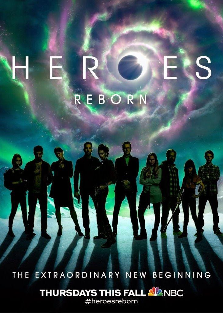 Heroes Reborn teaser image