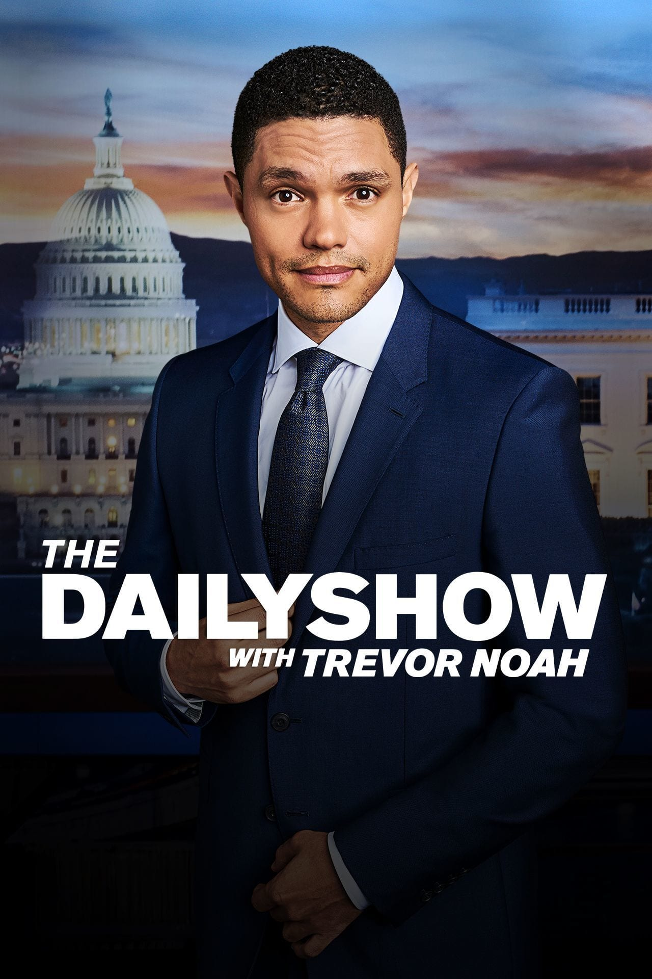 The Daily Show with Trevor Noah teaser image