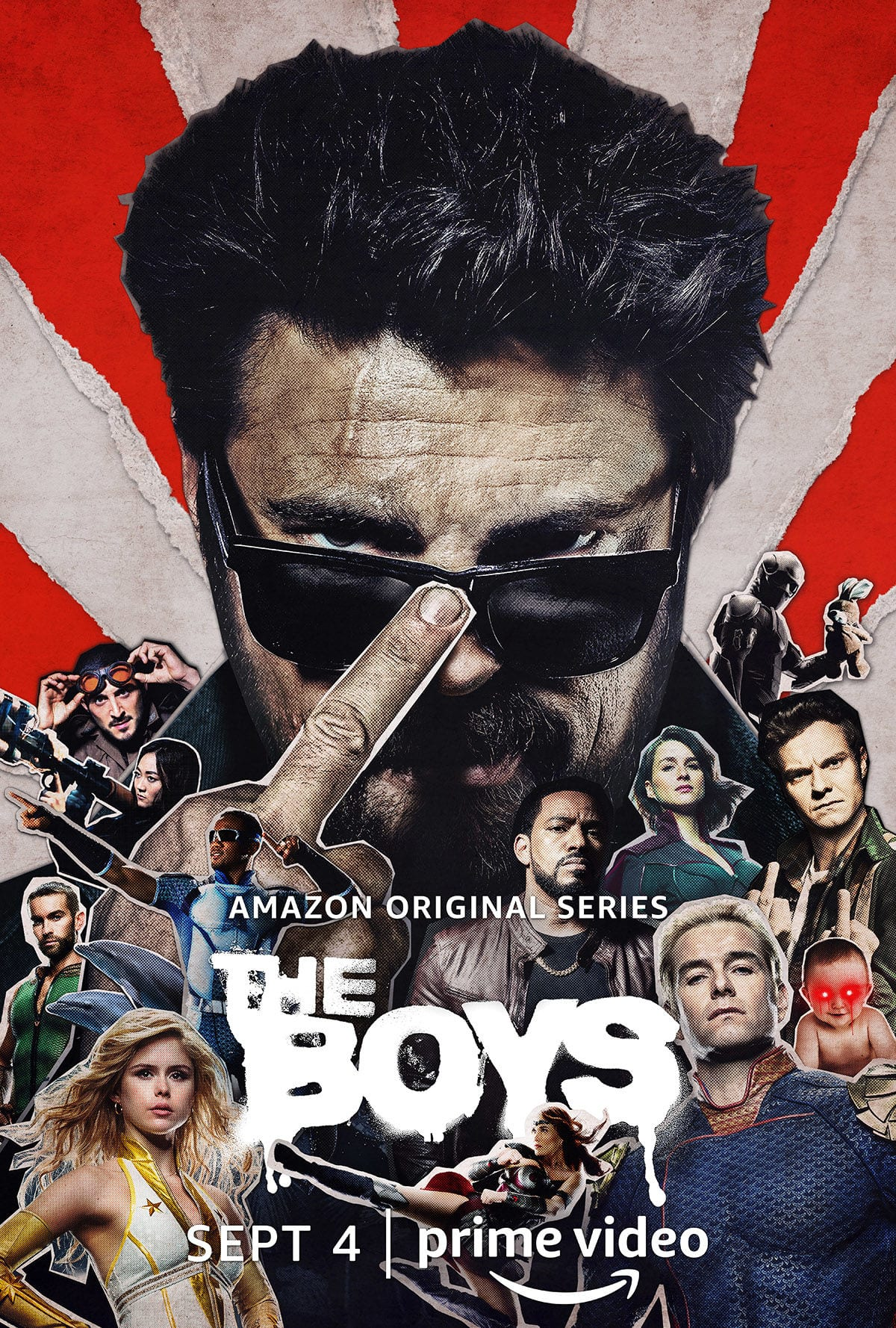 The Boys teaser image