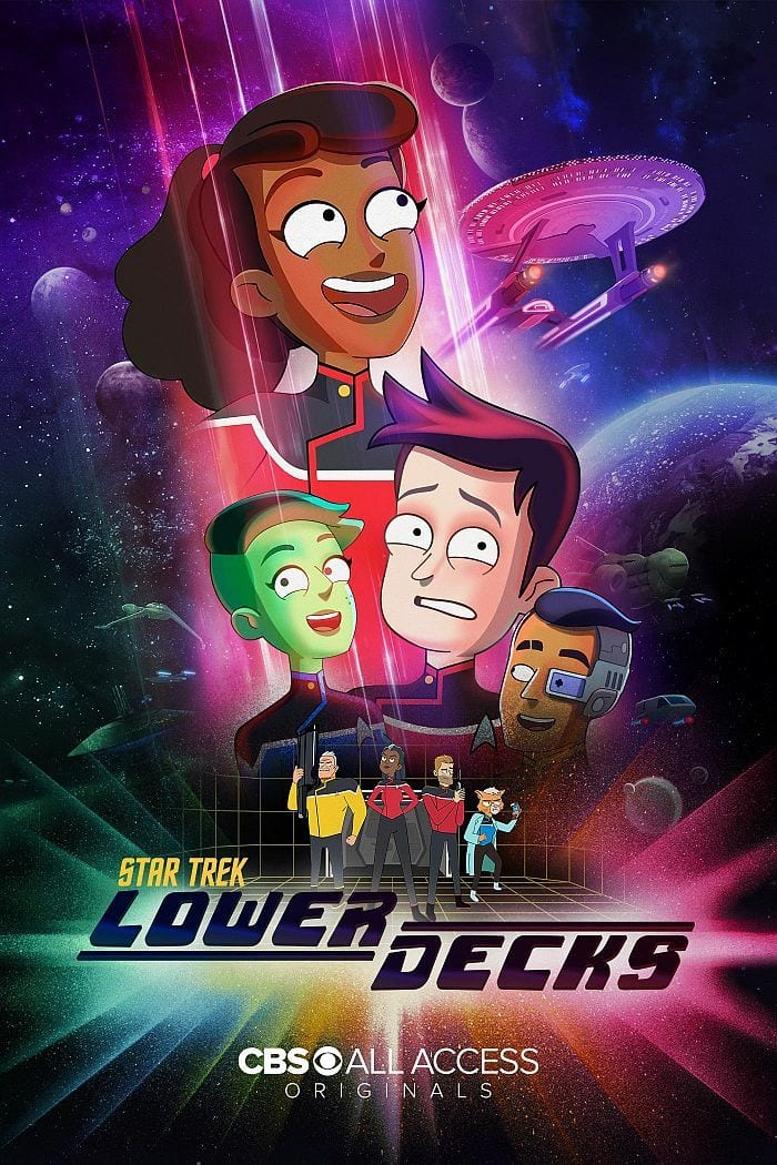 Star Trek: Lower Decks teaser image