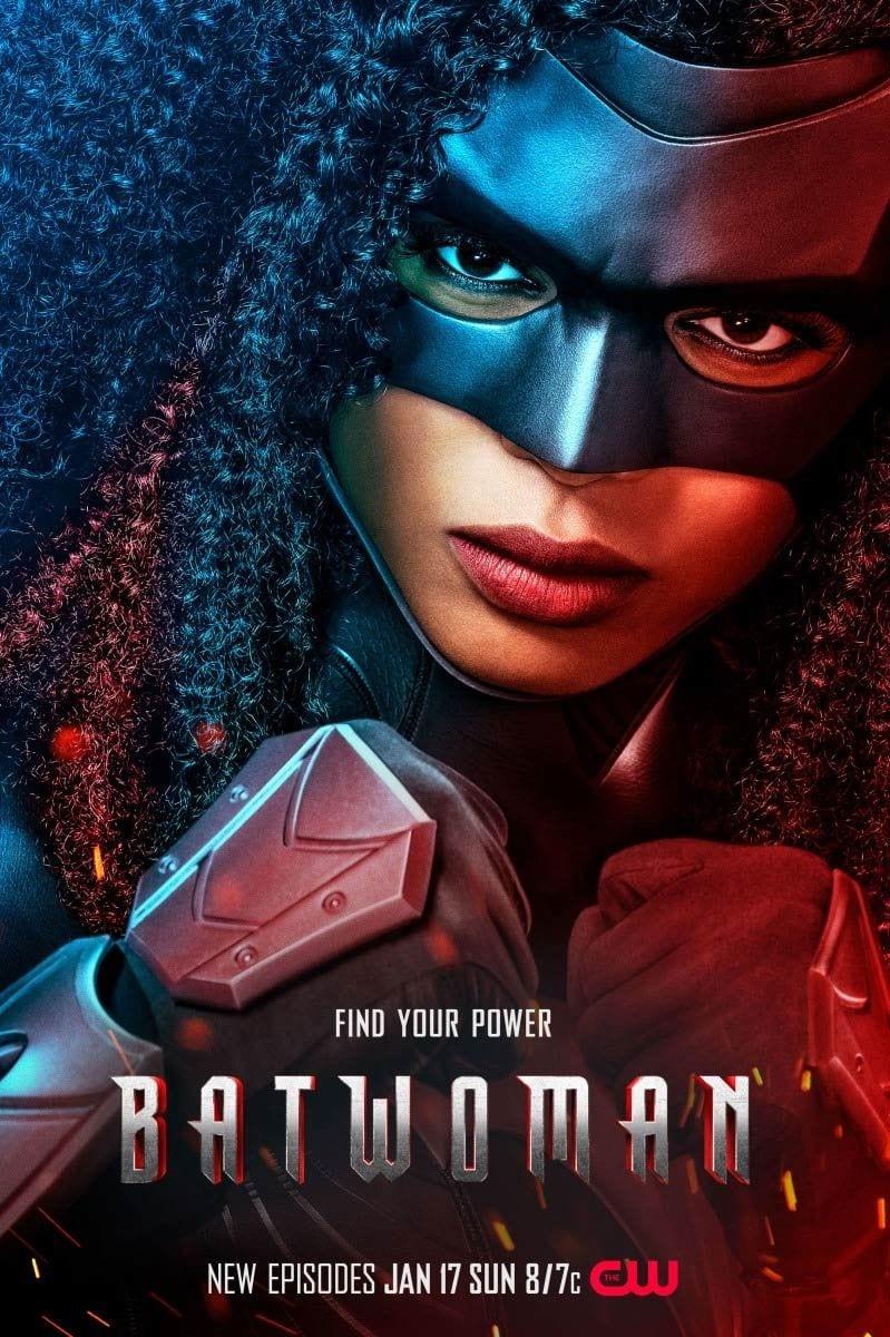Batwoman teaser image