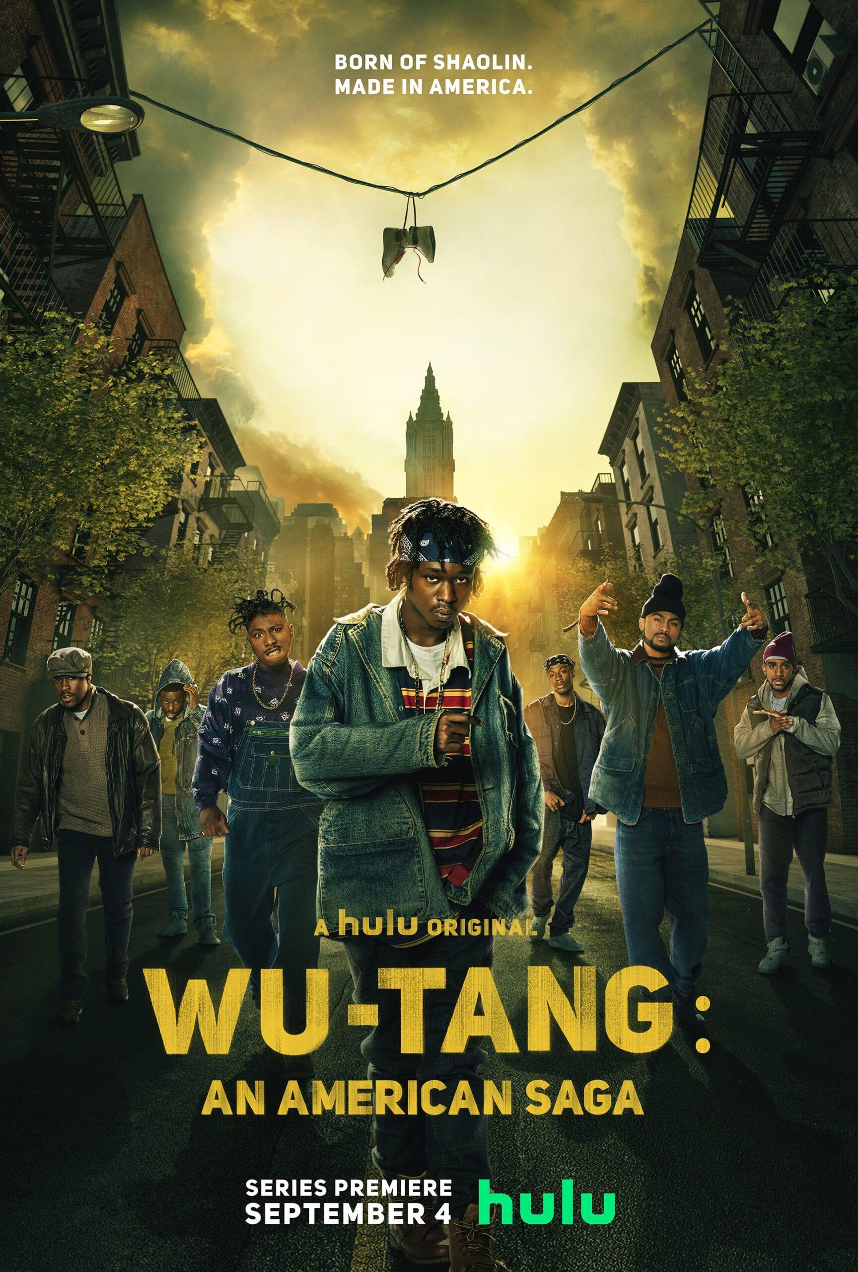 Wu-Tang: An American Saga teaser image