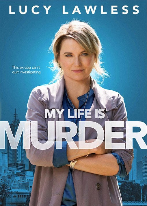 My Life Is Murder teaser image