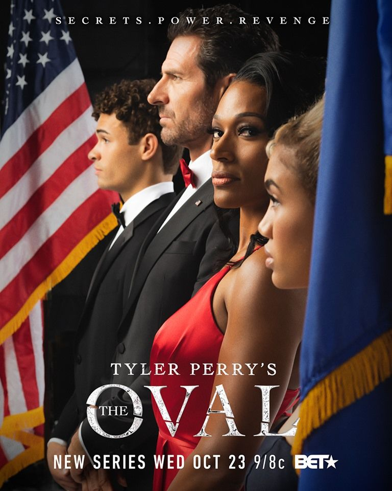 Tyler Perry's The Oval teaser image