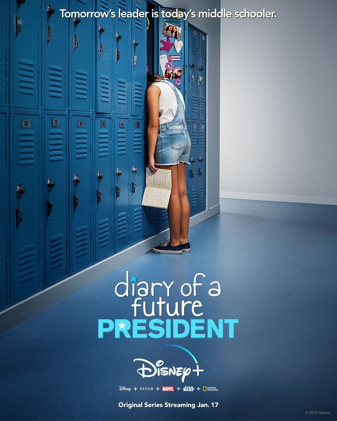 Diary of a Future President teaser image