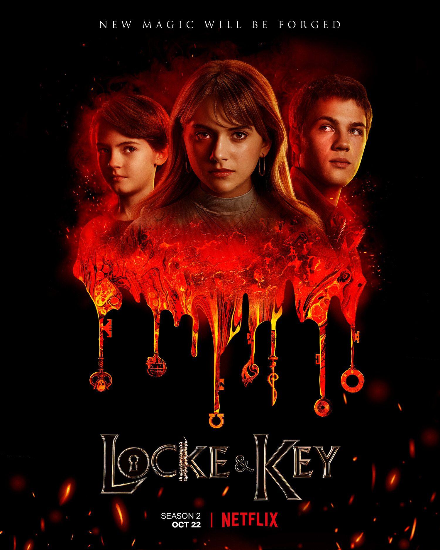 Locke & Key teaser image