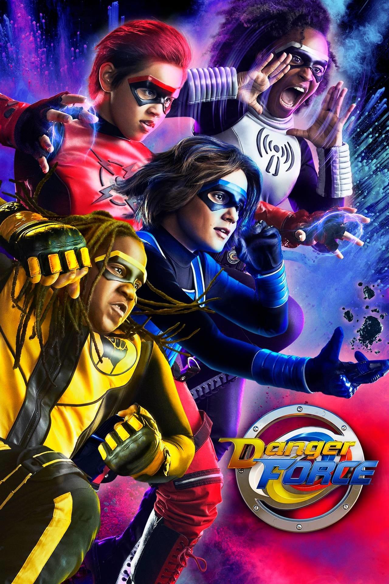 Danger Force teaser image
