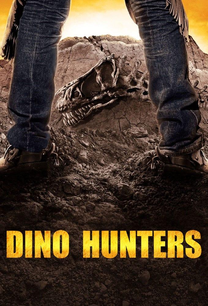 Dino Hunters teaser image