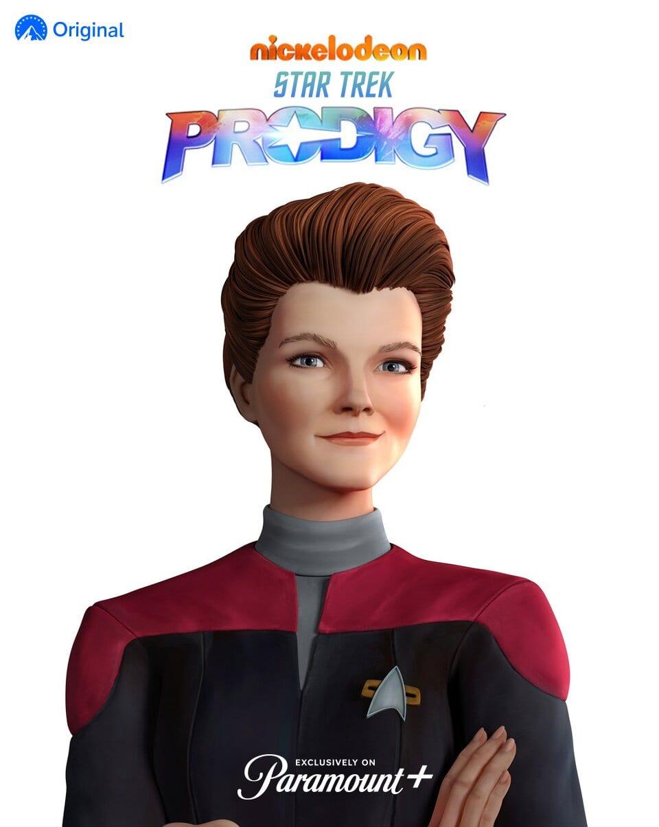 Star Trek: Prodigy teaser image