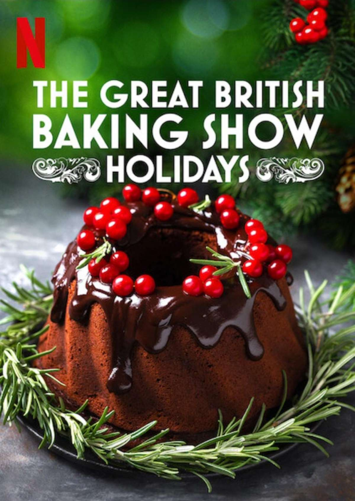 The Great British Baking Show Holidays teaser image