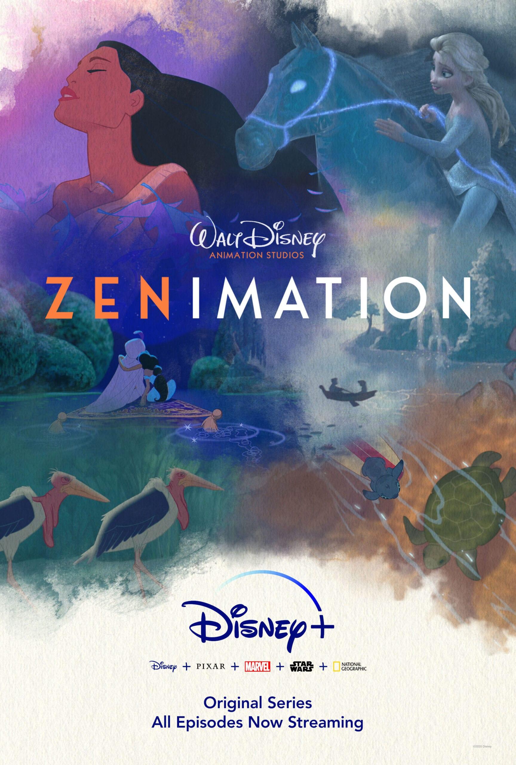 Zenimation teaser image