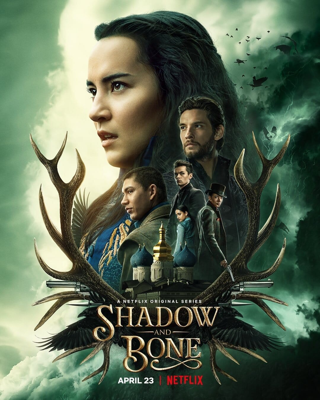 Shadow and Bone teaser image