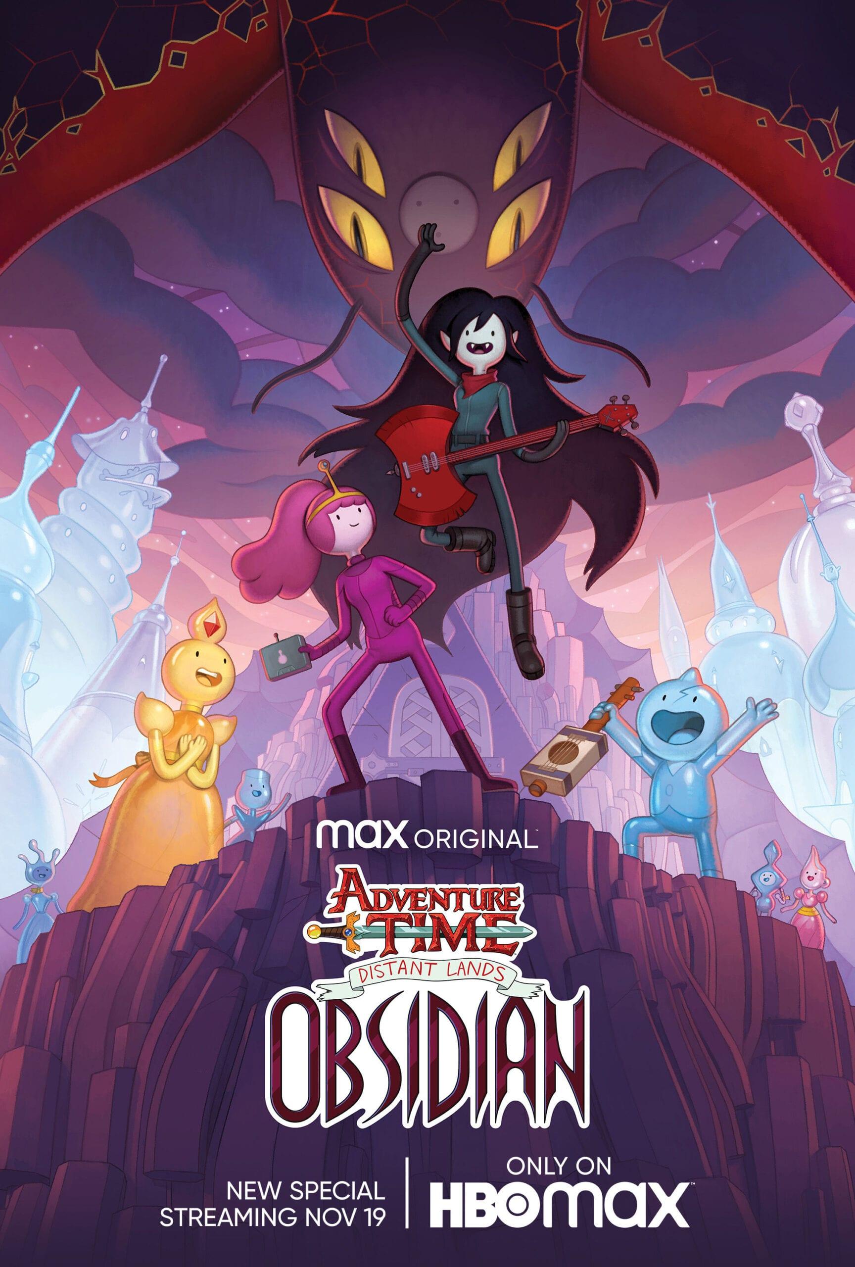 Adventure Time: Distant Lands teaser image