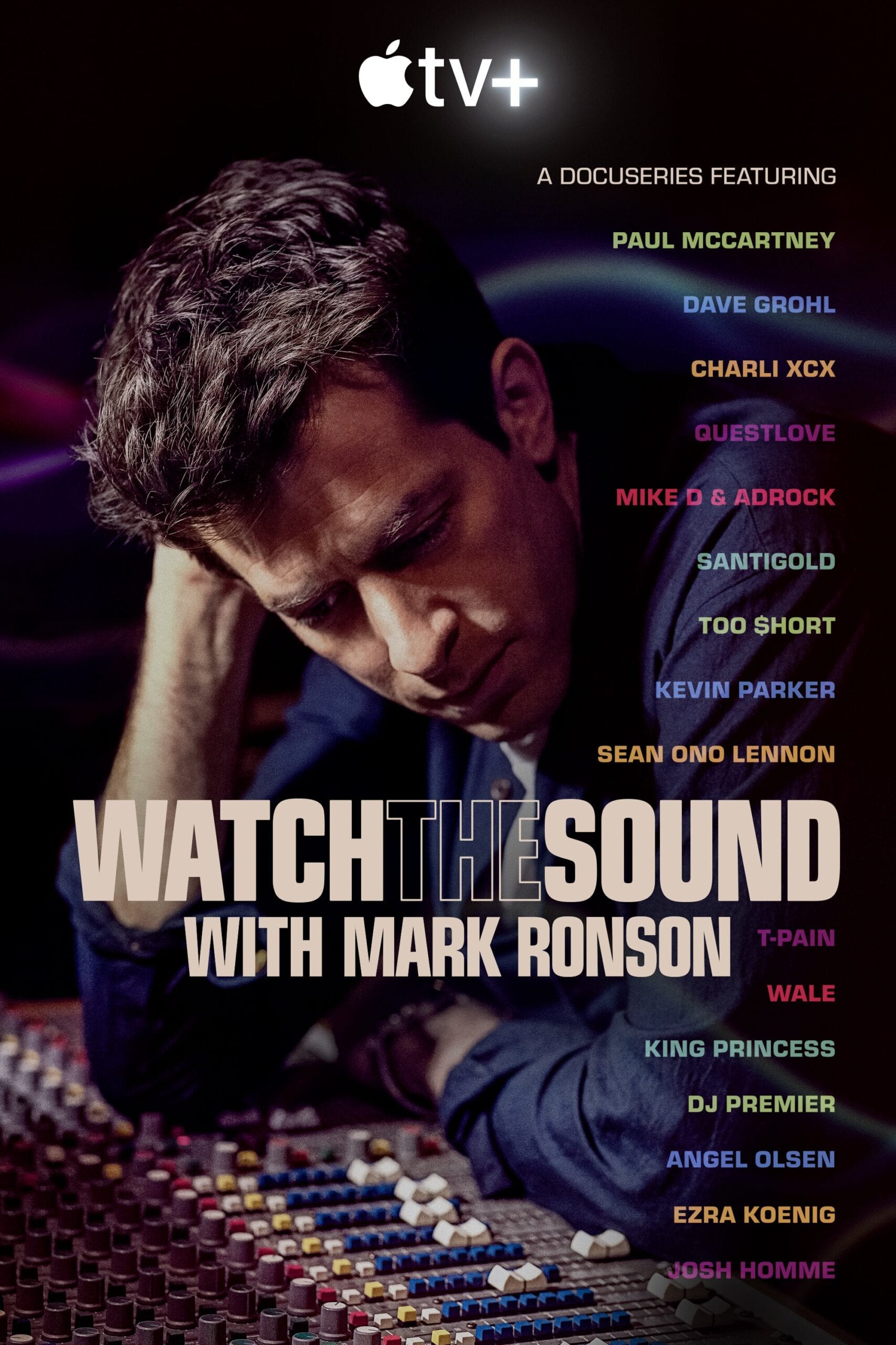 Watch the Sound with Mark Ronson teaser image