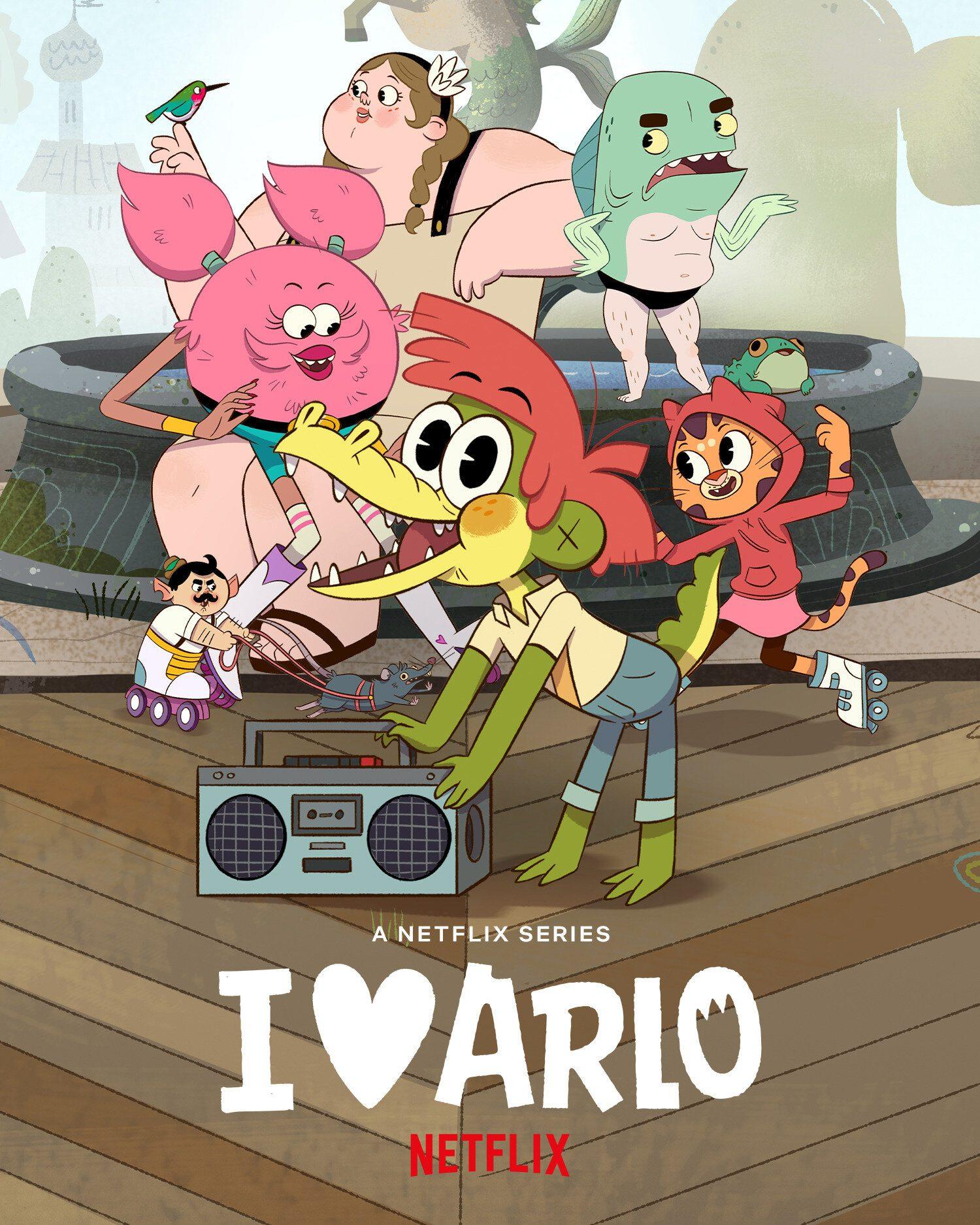 I Heart Arlo teaser image