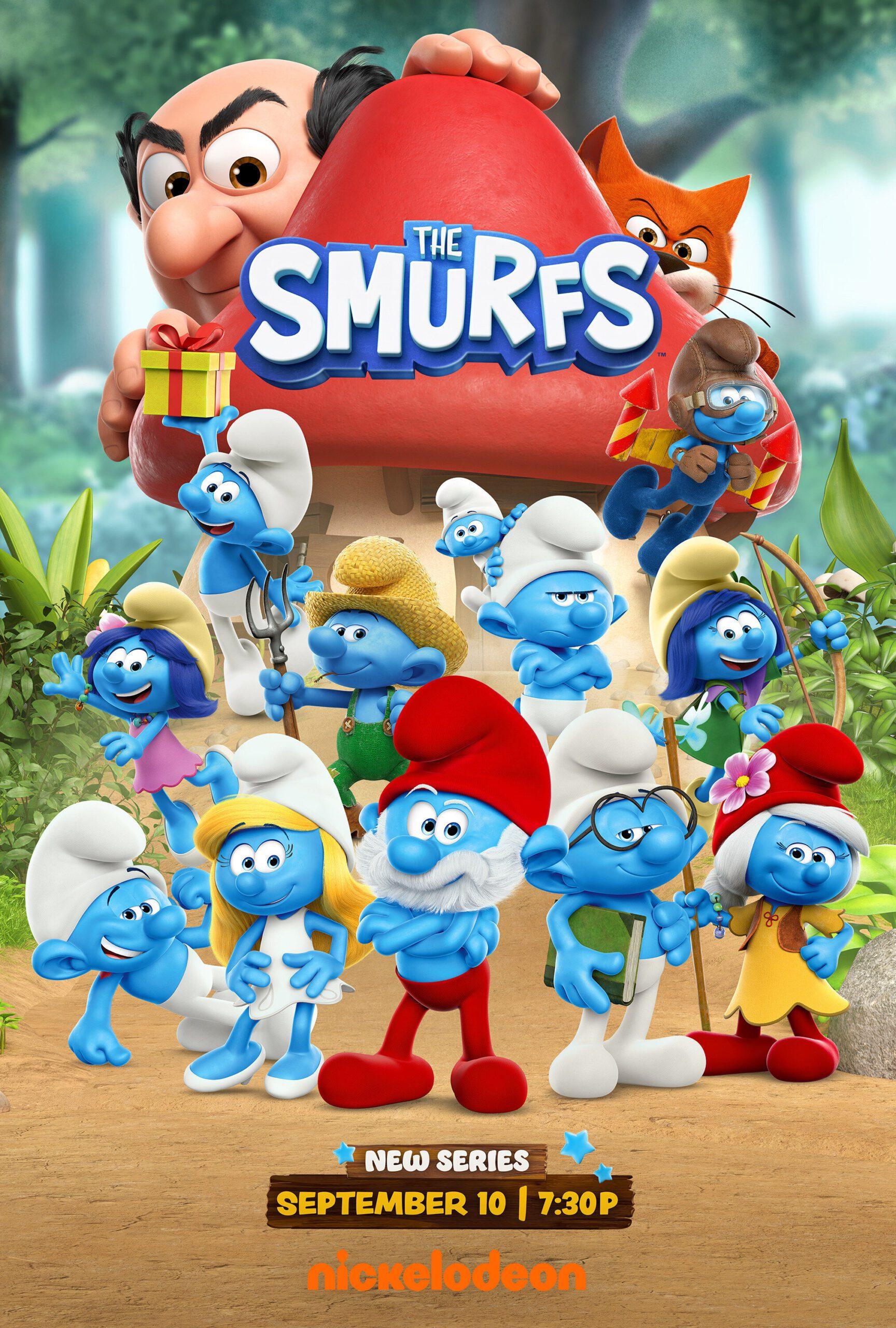 The Smurfs teaser image