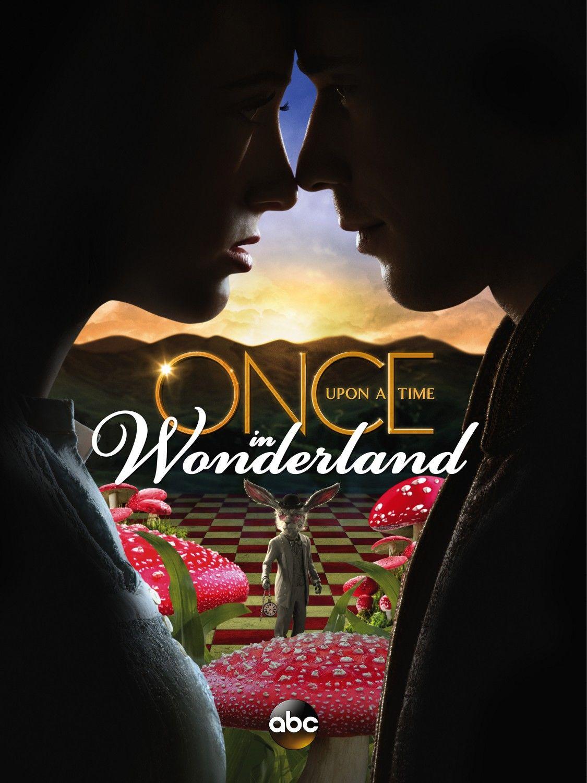 Once Upon a Time in Wonderland teaser image