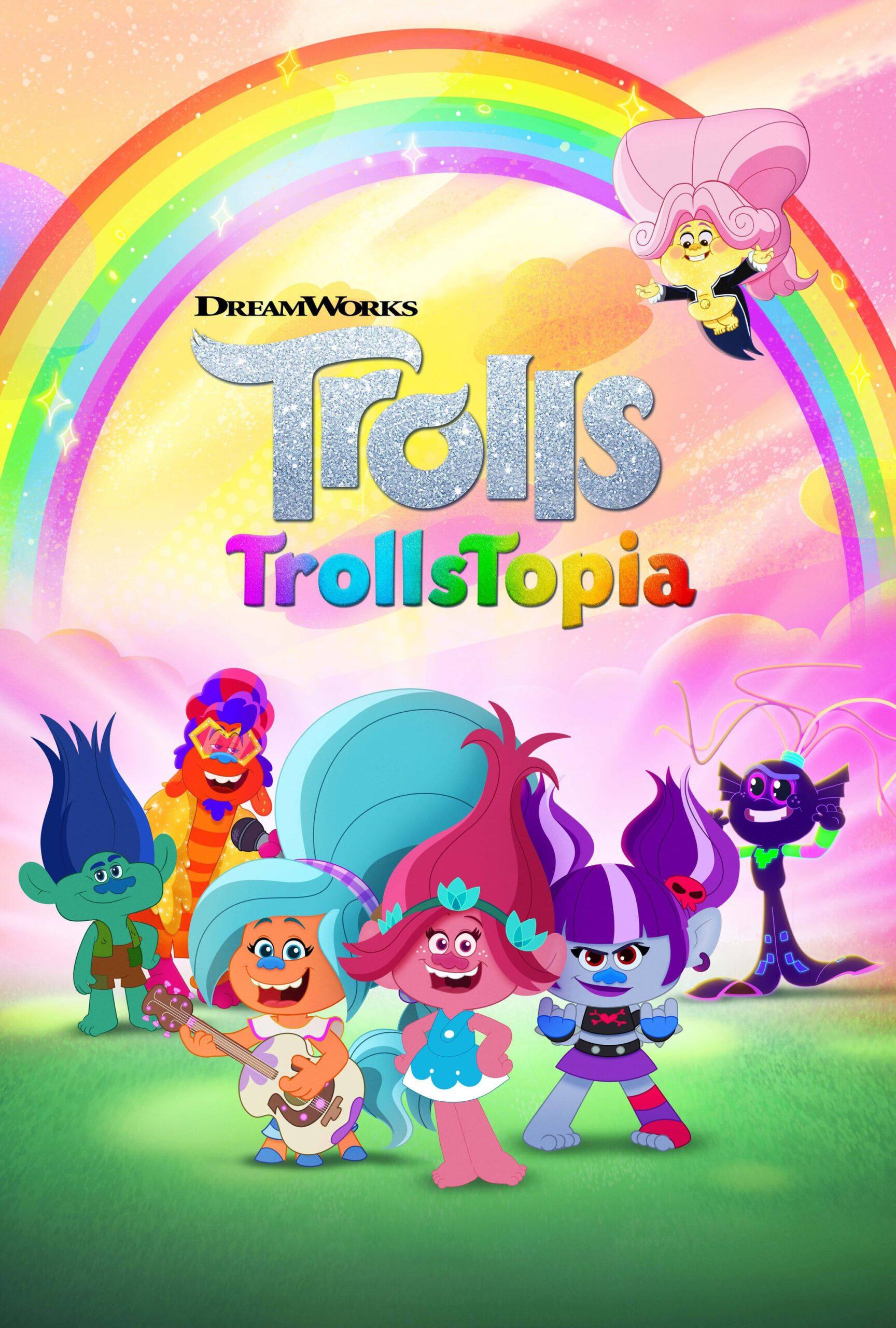 Trolls: TrollsTopia teaser image