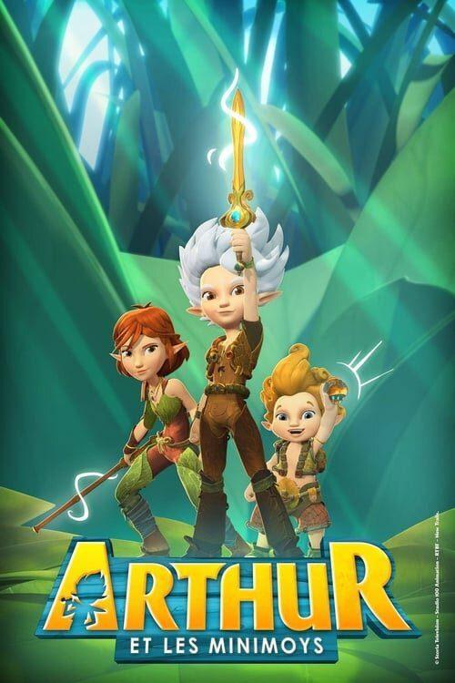 Arthur et les Minimoys teaser image