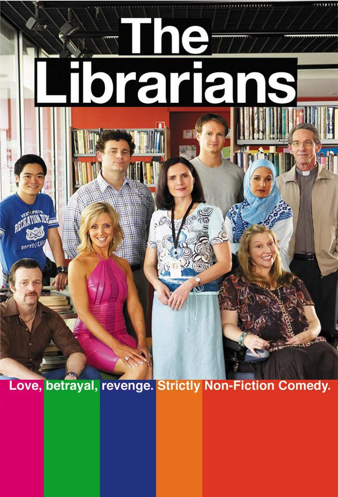The Librarians teaser image