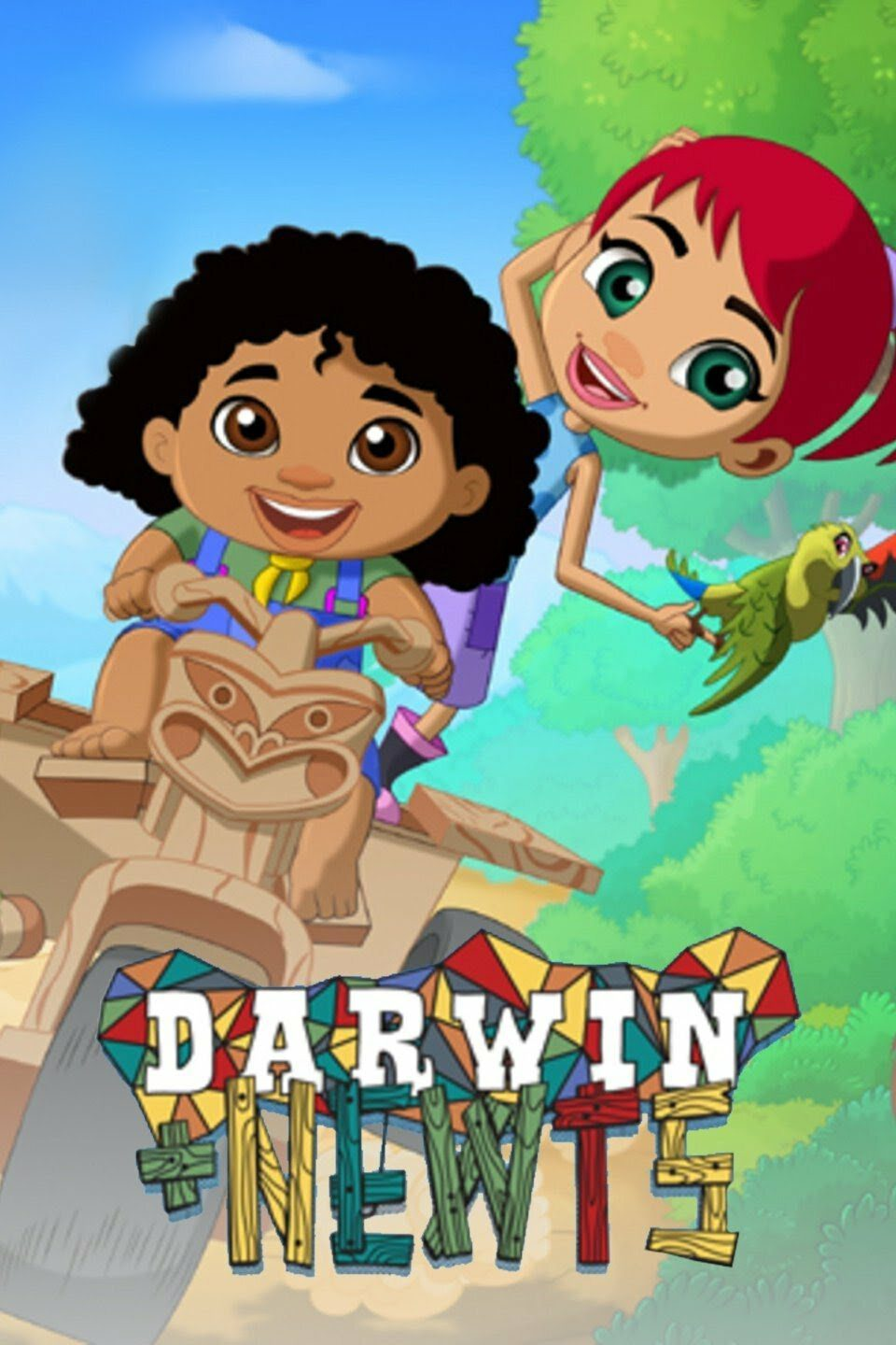 Darwin and Newts teaser image