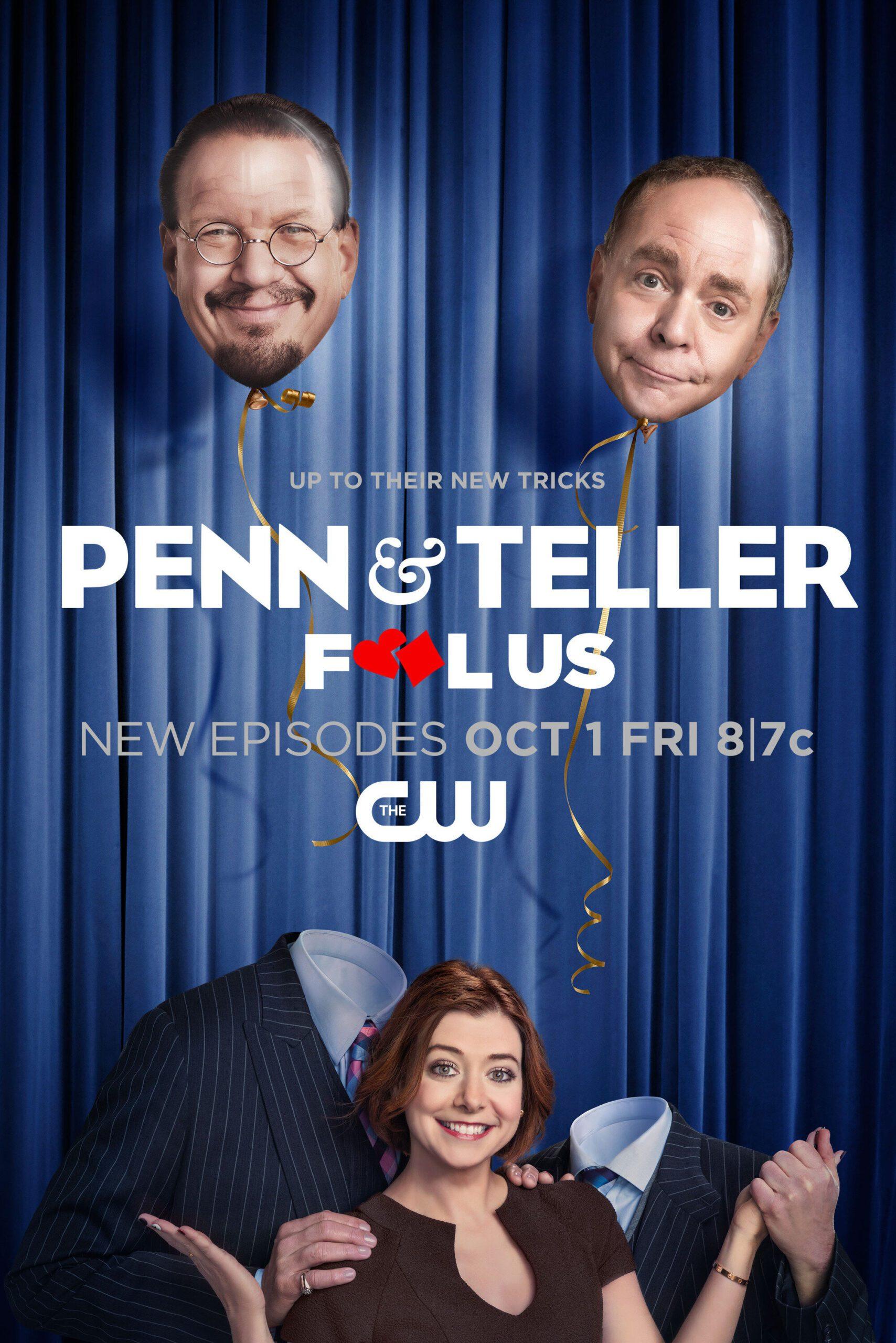 Penn & Teller: Fool Us teaser image