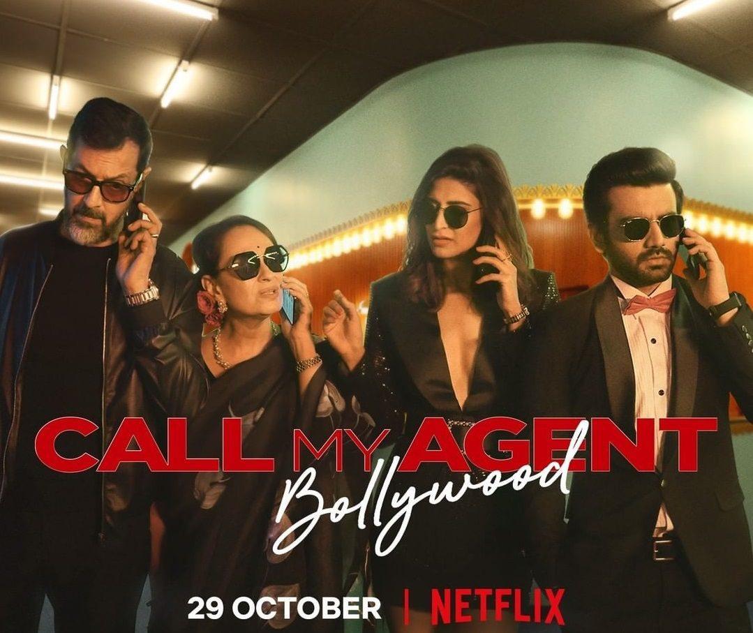 Call My Agent Bollywood teaser image